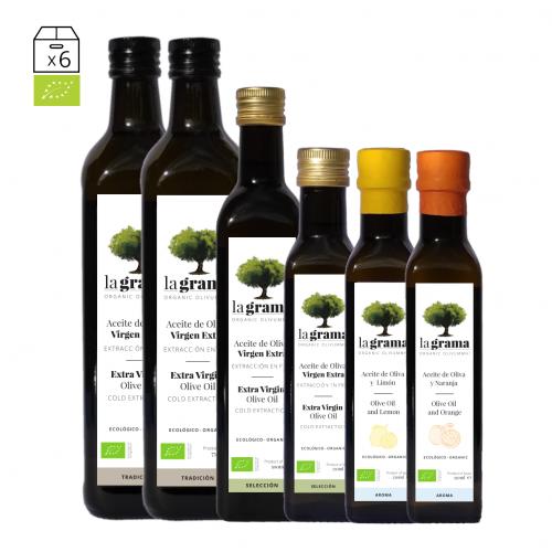 Pack Degustación de La Grama Selección, Tradición y Aroma – 6 Botellas