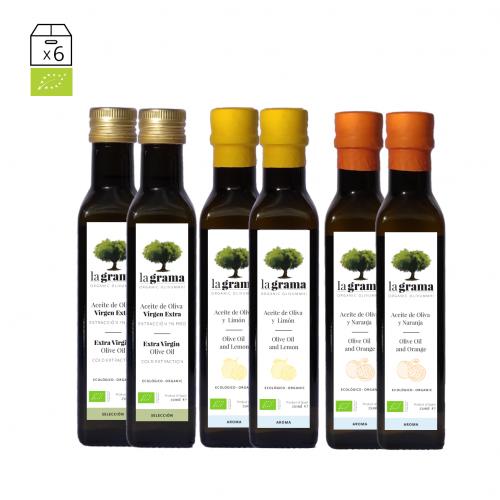 Pack Premium de La Grama Selección y Aroma – 6 Botellas